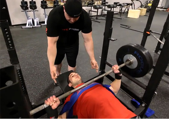 Key bench press warmup exercises - CHALLENGER STRENGTH
